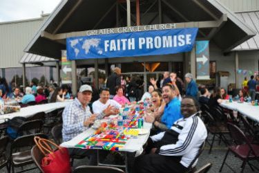 Faith Promise Night 2019