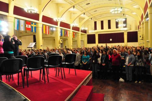 budapest worship