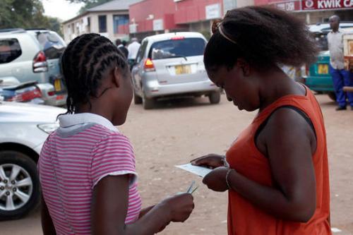 African evangelism