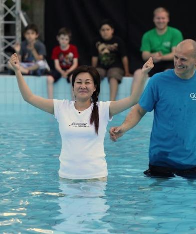 chinese baptism